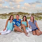 Amosson Family Beach Photos