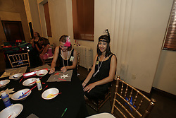 Danielle, Mandy, and Sara worked as flappers and danced the Charleston for Tansy at a Make A Wish Foundation event, Friday, July 24, 2009 at The Gillespie in Louisville.