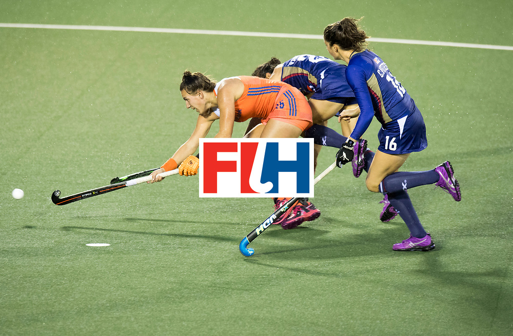 AUCKLAND - Sentinel Hockey World League final women<br /> Match id 10296<br /> 06 Usa v Netherlands<br /> Foto: Frederique Matla.<br /> WORLDSPORTPICS COPYRIGHT FRANK UIJLENBROEK