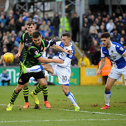 Bristol Rovers v Doncaster Rovers