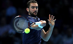 London- ATP FINALS 16 Nov 2016