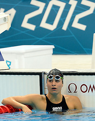 28-07-2012 London 2012 Olympic games.Sara Isakovic SLO.©2012-FotoHoogendoorn.nl / Sportida.com.