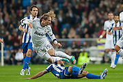 Takedown to Modric