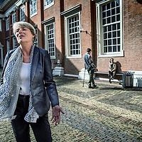 Nederland, Amsterdam, 4 oktober 2016.<br />Advocaat Florence van Rossum (1961) is afgestudeerd aan de Universiteit van Amsterdam (Filosofie en Nederlands Recht).<br /> Van 1989 tot 1994 was zij advocaat bij Stibbe in Amsterdam (en New York). Hier ontwikkelde en specialiseerde zij zich op het gebied van Arbeidsrecht, Internationaal Ondernemingsrecht en Internationaal Arbitragerecht.<br /><br /><br /><br />Foto: Jean-Pierre Jans