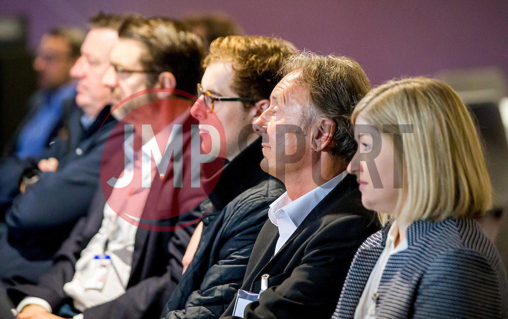 The Audience listen to the talk given by Alec Stewart - Mandatory by-line: Robbie Stephenson/JMP - 27/05/2016 - PR - Ashton Gate - Bristol, England - Bristol Sport Big Breakfast Alec Stewart