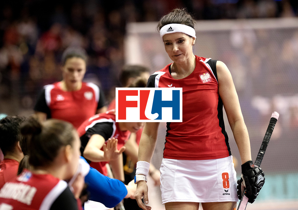 BERLIN - Indoor Hockey World Cup<br /> Quarterfinal 3: Germany - Poland<br /> foto:<br /> WORLDSPORTPICS COPYRIGHT FRANK UIJLENBROEK