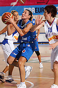 DESCRIZIONE : Ortona Italy Italia Eurobasket Women 2007 Serbia Italia Serbia Italy <br /> GIOCATORE : Francesca Modica <br /> SQUADRA : Nazionale Italia Donne Femminile EVENTO : Eurobasket Women 2007 Campionati Europei Donne 2007 <br /> GARA : Serbia Italia Serbia Italy <br /> DATA : 01/10/2007 <br /> CATEGORIA : Penetrazione <br /> SPORT : Pallacanestro <br /> AUTORE : Agenzia Ciamillo-Castoria/S.Silvestri Galleria : Eurobasket Women 2007 <br /> Fotonotizia : Ortona Italy Italia Eurobasket Women 2007 Serbia Italia Serbia Italy <br /> Predefinita :