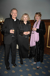 Left to right, HILTON McRAE, LINDSAY DUNCAN and SAMANTHA BOND at a gala evening preview of Edward Albee's The Lady from Dubuque in aid of Masterclass at The Theatre Royal, Haymarket, London on 19th March 2007<br /><br />NON EXCLUSIVE - WORLD RIGHTS
