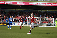 Northampton Town v Notts County 02/04/2016