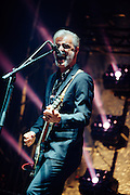 Ruben Block/Triggerfinger performing live at the Rock A Field festival in Roeser, Luxembourg on June 27, 2014