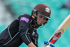 27 Jul 2016 Surrey v Gloucestershire - Royal London one day cup at The Oval.