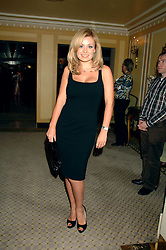 KATHERINE JENKINS at the South Bank Show Awards held at The Dorchester, Park Lane, London on 29th January 2008.<br />