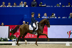 Witte-Vrees Madeleine, NED, Cennin<br /> Grand Prix de Dressage<br /> FEI World Cup Dressage Final, Omaha 2017 <br /> © Dirk Caremans<br /> 30/03/2017