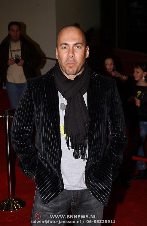 Premiere Constantine, Mental Theo Nabuurs