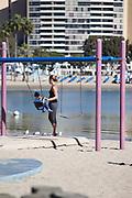 Mother's Beach at Marina Del Rey Los Angeles