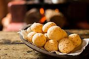 Belo Horizonte_MG, Brasil.<br /> <br /> Detalhe de pao de queijo.<br /> <br /> Details of pao de queijo (typical food of Minas Gerais).<br /> <br /> Foto: BRUNO MAGALHAES / NITRO