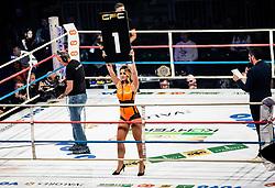 Round 1 at CFC 5 Fighting event, on October 6, 2019 in Arena Stozice, Ljubljana, Slovenia. Photo by Vid Ponikvar / Sportida
