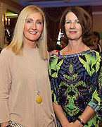 Sharon ,   at A Vintage and Pre-Loved Fashion Extravaganza held in the Lady Gregory Hotel in Gort . A fundraising event organised by the Parents Council for Seamount's new pitch.  Photo:Andrew Downes
