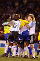 Fotball, 6. juni 2005,  - <br />
