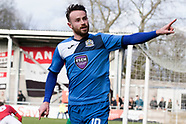 FC United of Manchester 0-1 Stockport County FC 17.2.18