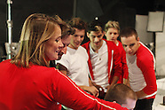 1D behind the scenes, Comic Relief shoot