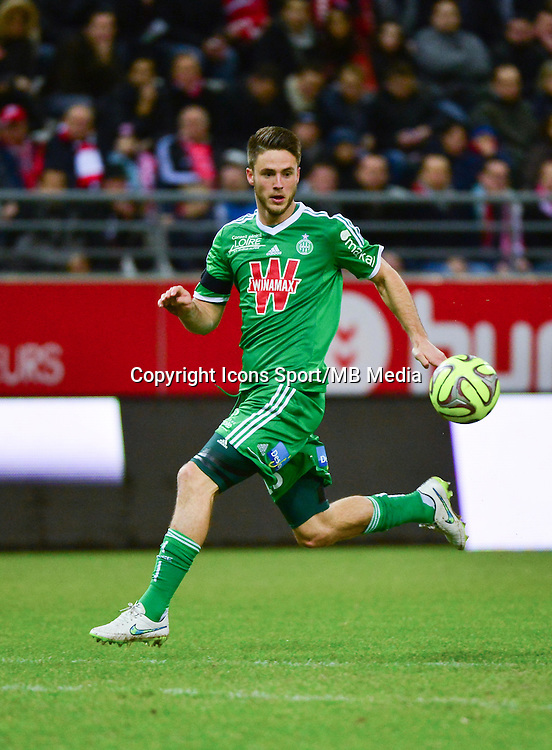 Ricky VAN WOLFSWINKEL  - 10.01.2015 - Reims / Saint Etienne - 20eme journee de Ligue 1<br />
