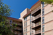 Architectural photography of Merrill House Apartments in Falls Church VA by Jeffrey Sauers of Commercial Photographics.