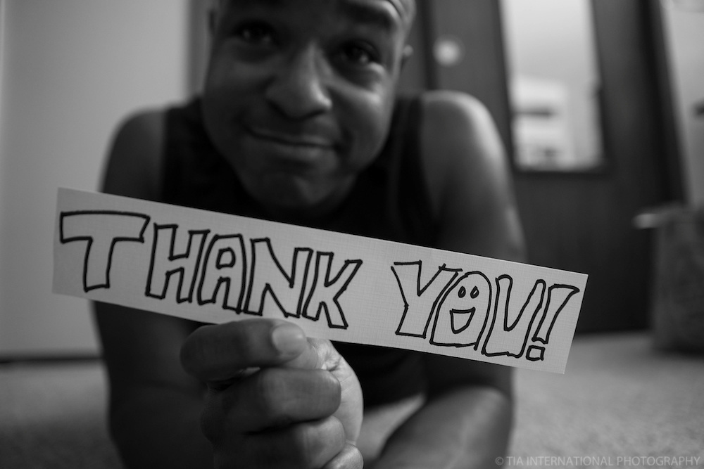 "NOVEMBER 27th:  ""Thank You"""