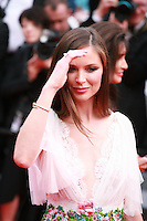 Georgina Chapman at the Closing ceremony and premiere of La Glace Et Le Ciel at the 68th Cannes Film Festival, Sunday 24th May 2015, Cannes, France.