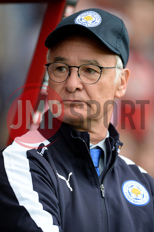 Leicester City Manager Claudio Ranieri - Mandatory byline: Alex James/JMP - 07966386802 - 29/08/2015 - FOOTBALL - Dean Court -Bournemouth,England - AFC Bournemouth v Leicester City - Barclays Premier League