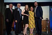 The 2018 Ohio University Alumni Association, 'Alumni Awards' dinner  took place on May 18th, 2018 in Walter Rotunda.