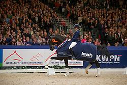 Van Der Putten Marieke, (NED), Glock's Toto Jr<br /> Dressuur Klasse L<br /> KWPN Hengstenkeuring - 's Hertogenbosch 2016<br /> © Hippo Foto - Dirk Caremans<br /> 05/02/16