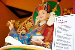 Vista do Centro Budista Chagdud Khadro Ling, em Três Coroas - RS. FOTO: Jefferson Bernardes / Preview.com