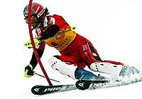Alpint<br /> Verdenscup slalåm kvinner<br /> 8. februar 2004<br /> Arber - Tyskland<br /> Foto: Digitalsport<br /> Norway Only<br /> Elisabeth Goergl
