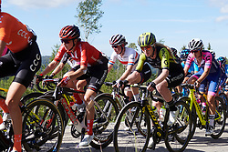 Alice Barnes (GBR) in the bunch during Ladies Tour of Norway 2019 - Stage 4, a 154 km road race from Svinesund to Halden, Norway on August 25, 2019. Photo by Sean Robinson/velofocus.com
