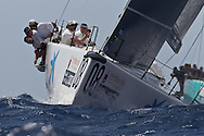 SPAIN, Cartagena. 28th August 2011. AUDI MedCup, Region of Murcia Cartagena Trophy. TP52, BRIBON.