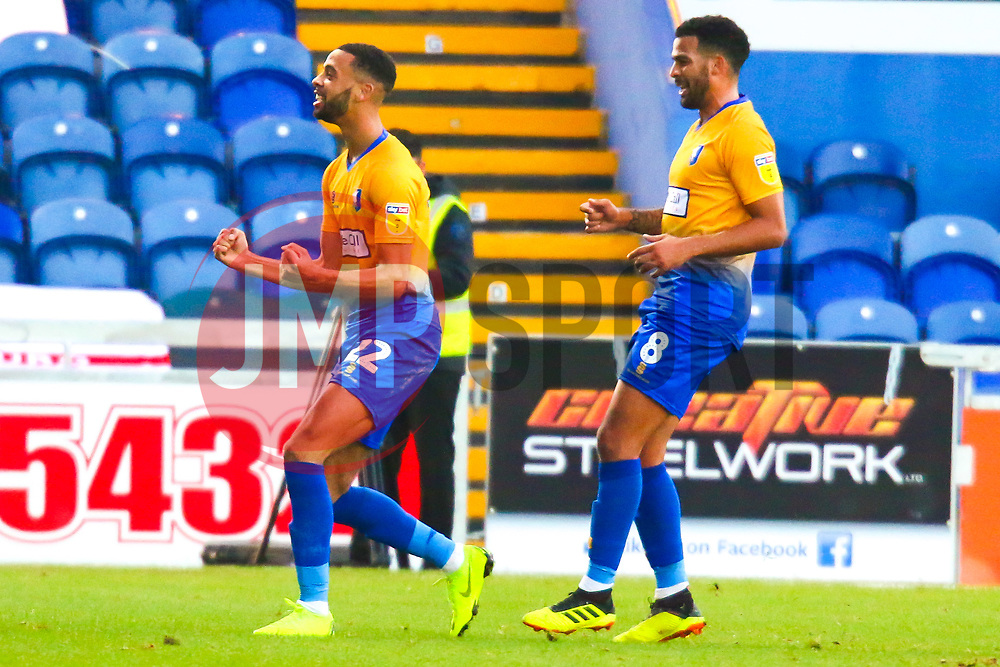 CJ Hamilton of Mansfield Town celebrates his goal - Mandatory by-line: Ryan Crockett/JMP - 17/11/2018 - FOOTBALL - One Call Stadium - Mansfield, England - Mansfield Town v Port Vale - Sky Bet League Two