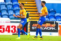 CJ Hamilton of Mansfield Town celebrates his goal - Mandatory by-line: Ryan Crockett/JMP - 17/11/2018 - FOOTBALL - One Call Stadium - Mansfield, England - Mansfield Town v Port Vale - Sky Bet League Two