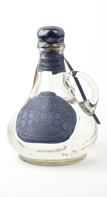 Cava Antigua silver -- Image originally appeared in the Tequila Matchmaker: http://tequilamatchmaker.com