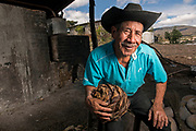 "It was at the age of 18 when Eusebio Rios first got his hands on a maguey plant and his father introduced him to the process of making mezcal, an alcohol similar to tequila in that it comes from the agave plant. Where the two drinks differ is what makes mezcal an increasingly popular artisanal drink throughout the United States. Rios, 68, of Santa Ana de Miahuatlan in the southern state of Oaxaca, dedicates countless hours to make a drink locals consume like water. . ""With this job I survive. I'm proud because it's honest work,"" Rios said. ""It's a tradition that others have done before me, and I am carrying it on."""