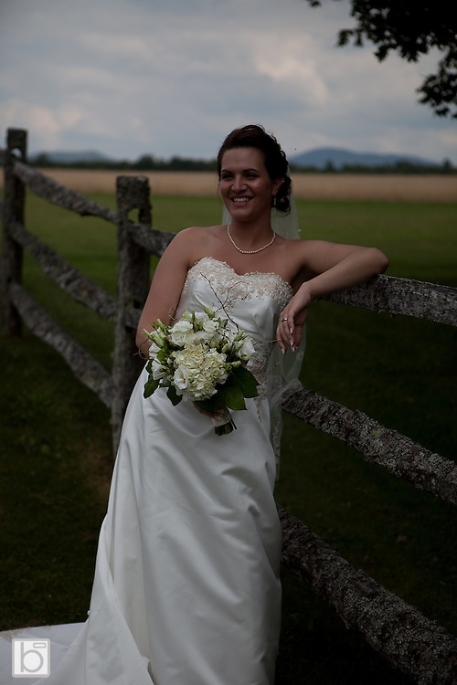 From the Wedding of Crystal Lawrence and Jason McComber