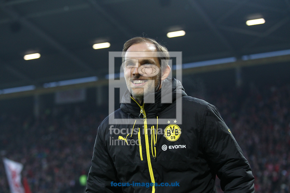 Thomas Tuchel , head coach of Borussia Monchengladbach during the Bundesliga match at Coface Arena, Mainz<br /> Picture by EXPA Pictures/Focus Images Ltd 07814482222<br /> 29/01/2017<br /> *** UK &amp; IRELAND ONLY ***<br /> <br /> EXPA-EIB-170129-0152.jpg