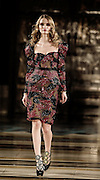 Mimi catwalk on day 2 of London Fashion Week AW15 at the on February 21, 2015.<br /> <br /> Photos by Ki Price