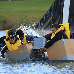 Homecoming Cardboard Boat Races