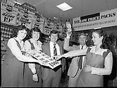 1981 - Matt Kidney Runs Marathon for the C.R.C.   (N97)