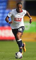 Bolton Wanderers' Neil Danns
