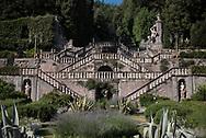 Villa Garzoni's garden
