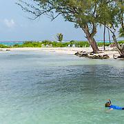 Rum Point. Grand Cayman Island.