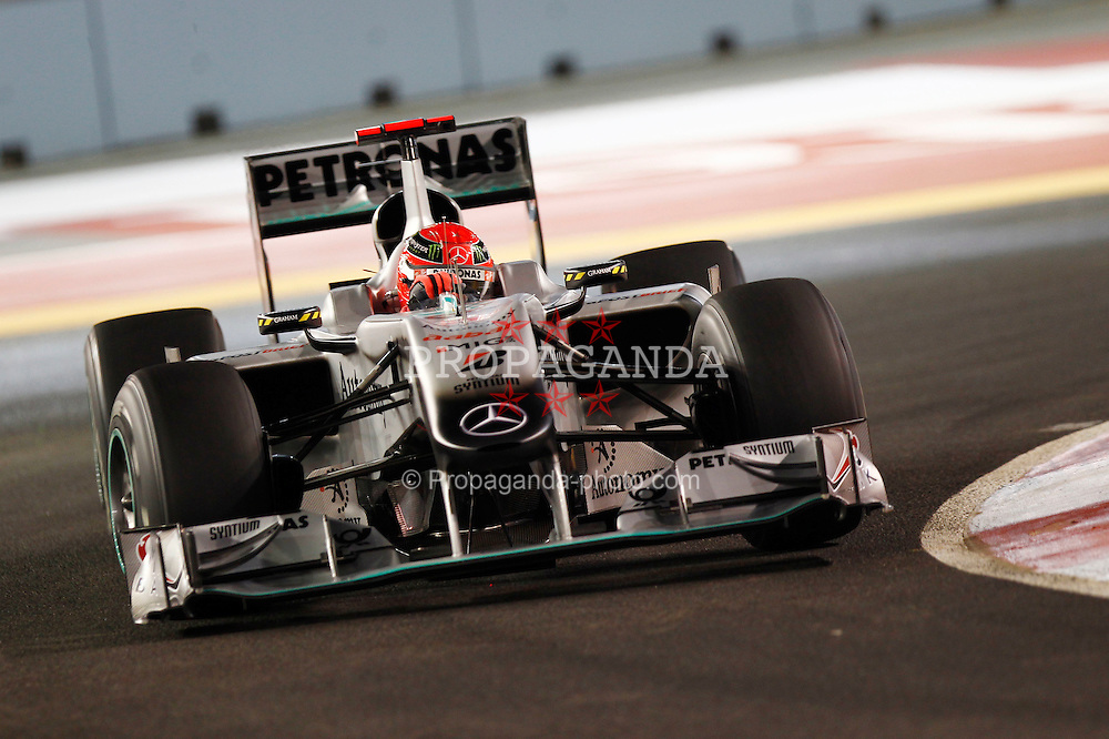 Motorsports / Formula 1: World Championship 2010, GP of Singapore, 03 Michael Schumacher (GER, Mercedes GP Petronas),