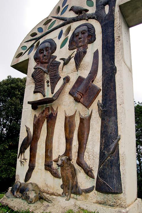 IVIC - COLECCI&Oacute;N DE OBRAS DE ARTE - VENEZUELA<br /> San Antonio de Los Altos, Estado Miranda - Venezuela 2007<br /> Photography by Aaron Sosa